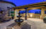 2nd Front Courtyard Covered Patio and Guest Casita