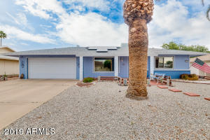 11615 N RIO VISTA Drive, Sun City, AZ 85351