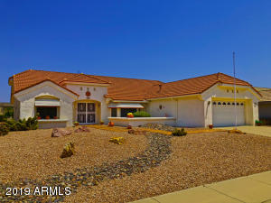 21611 N YELLOWSTONE Court, Sun City West, AZ 85375