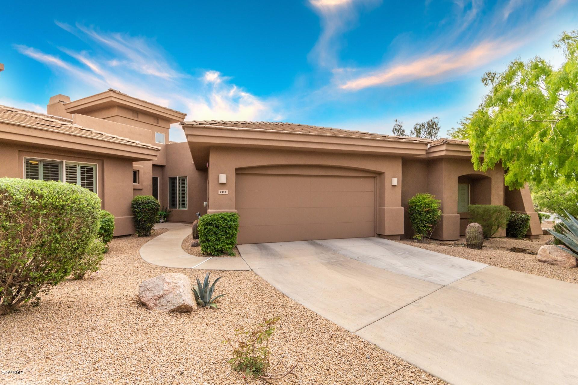 Photo of 7329 E CRIMSON SKY Trail, Scottsdale, AZ 85266