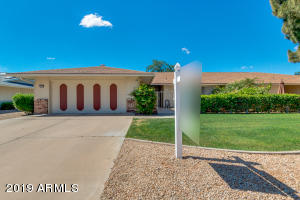 12919 W CASTLE ROCK Drive, Sun City West, AZ 85375