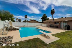 Splash in your private pool!
