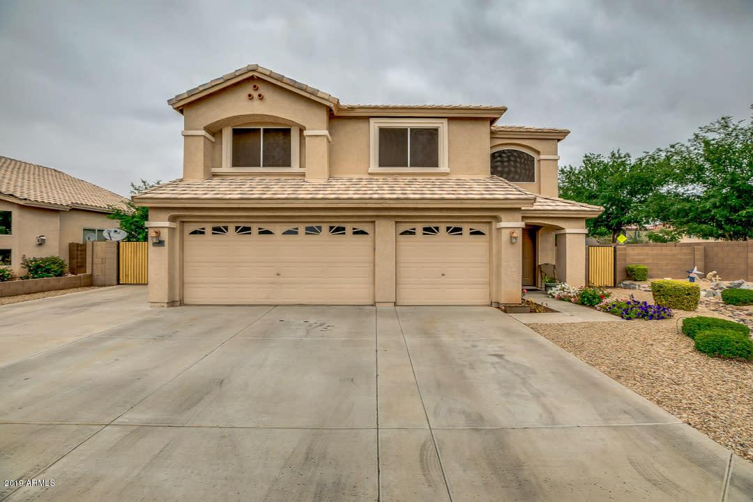 Photo of 12702 W SUNNYSIDE Circle, El Mirage, AZ 85335