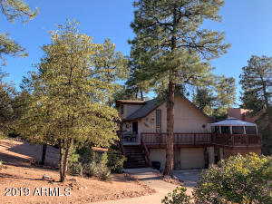 Property for sale at 100 S Forest Park Drive, Payson,  Arizona 85541