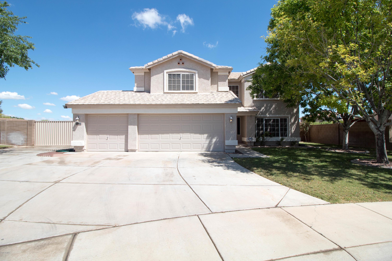 Photo of 12710 W SUNNYSIDE Circle, El Mirage, AZ 85335