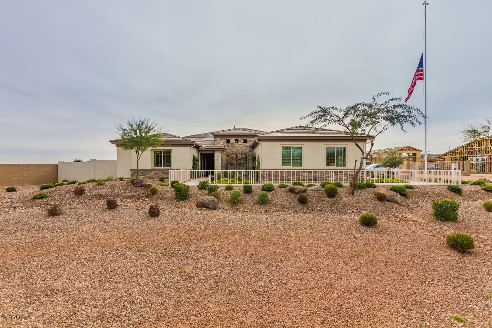 Photo of 15833 W DEANNE Court, Waddell, AZ 85355
