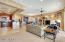 Enter in to an open great room- nice space for relaxing or entertaining