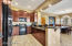 Nice large kitchen with plenty of cabinet space