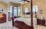 Large Elegant Second Master Suite.