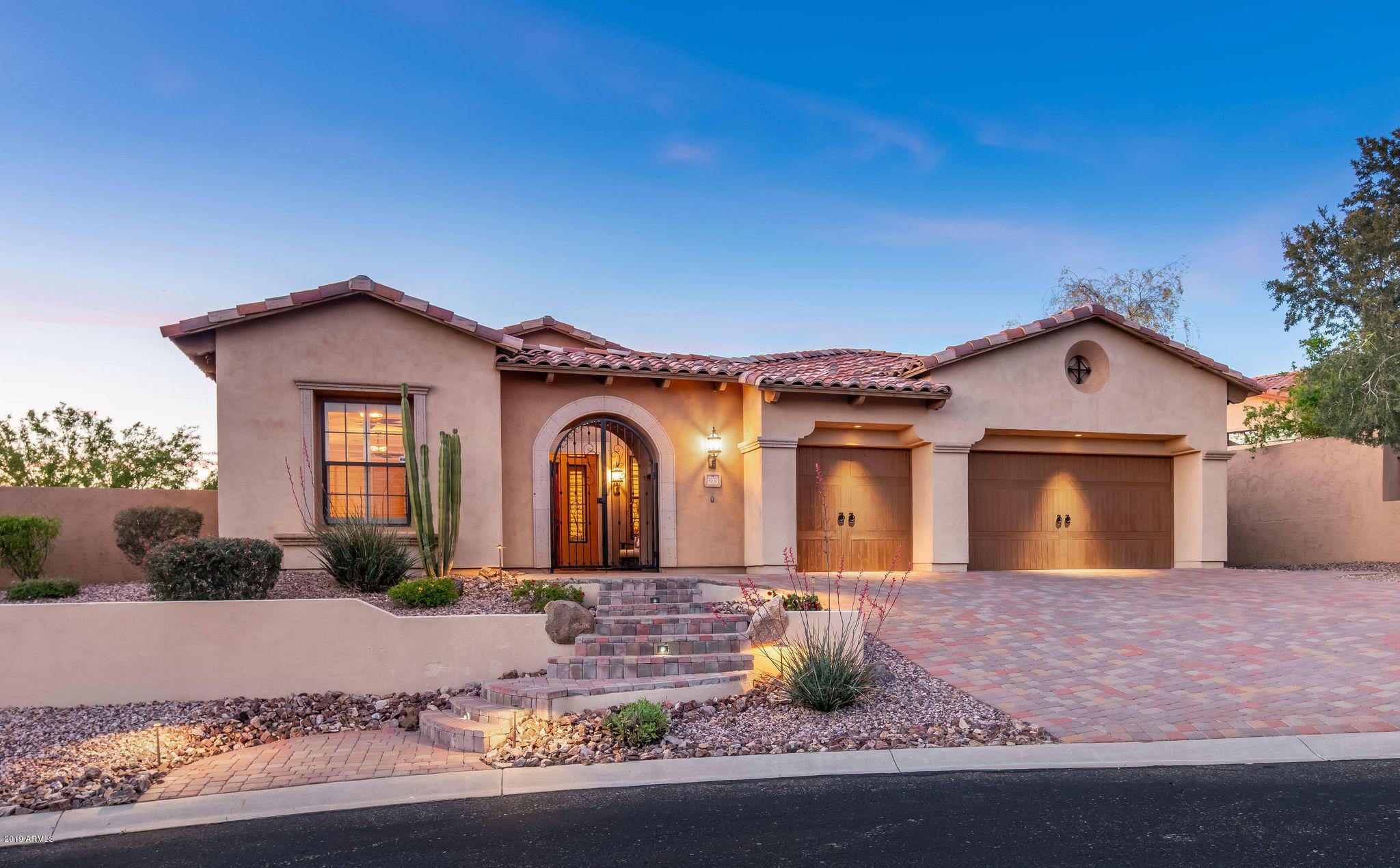 Photo of 4030 N SILVER RIDGE Circle, Mesa, AZ 85207