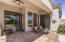 Huge covered patio and you'll love the screen door too!