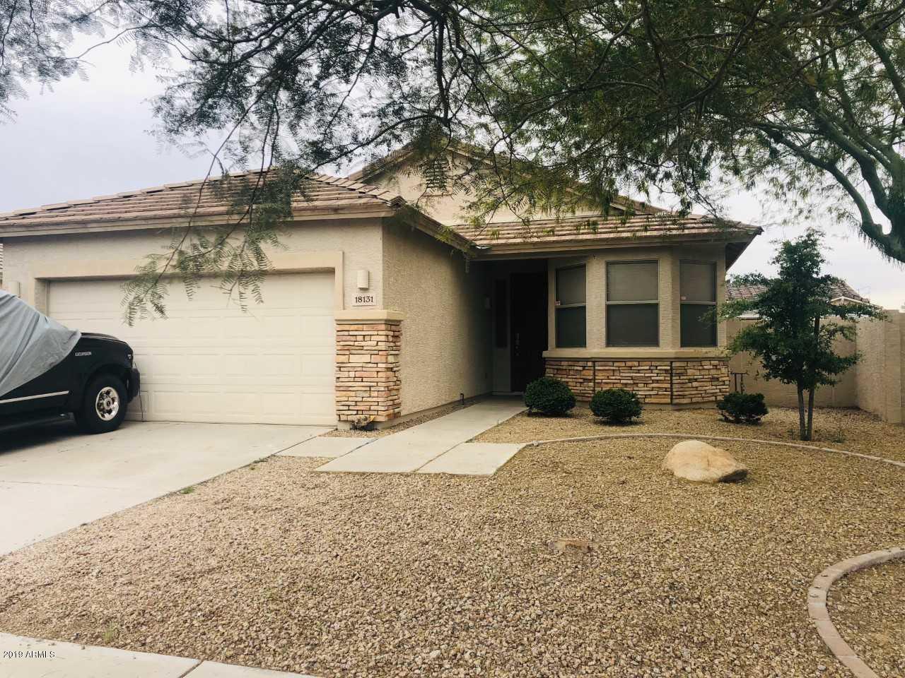 Photo of 18131 W CANYON Lane, Goodyear, AZ 85338