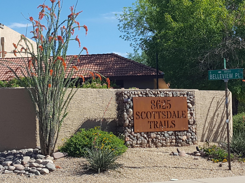 Photo of 8625 E BELLEVIEW Place #1026, Scottsdale, AZ 85257