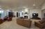 Large Living Room - night