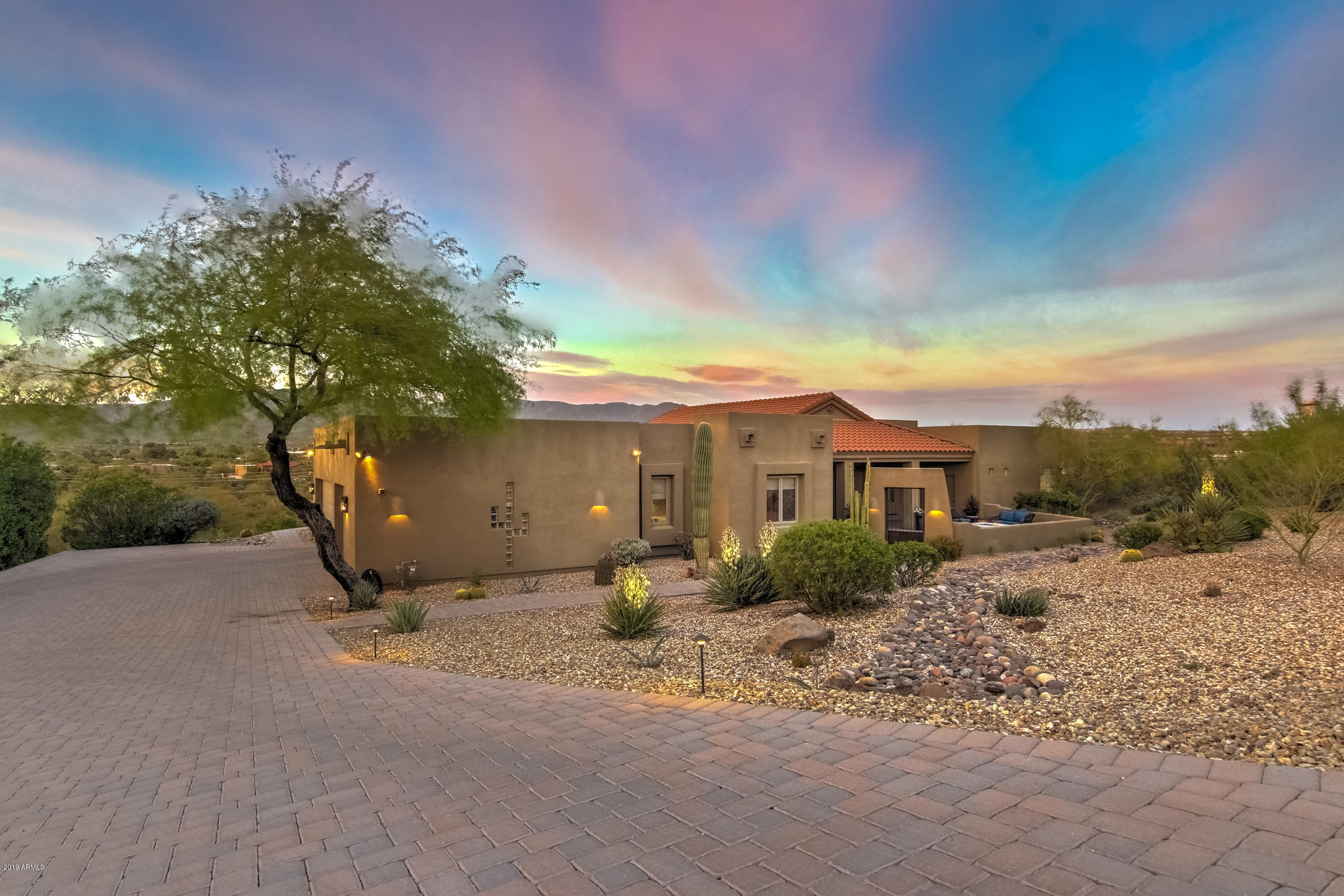 Photo of 7824 E BREATHLESS Drive, Carefree, AZ 85377