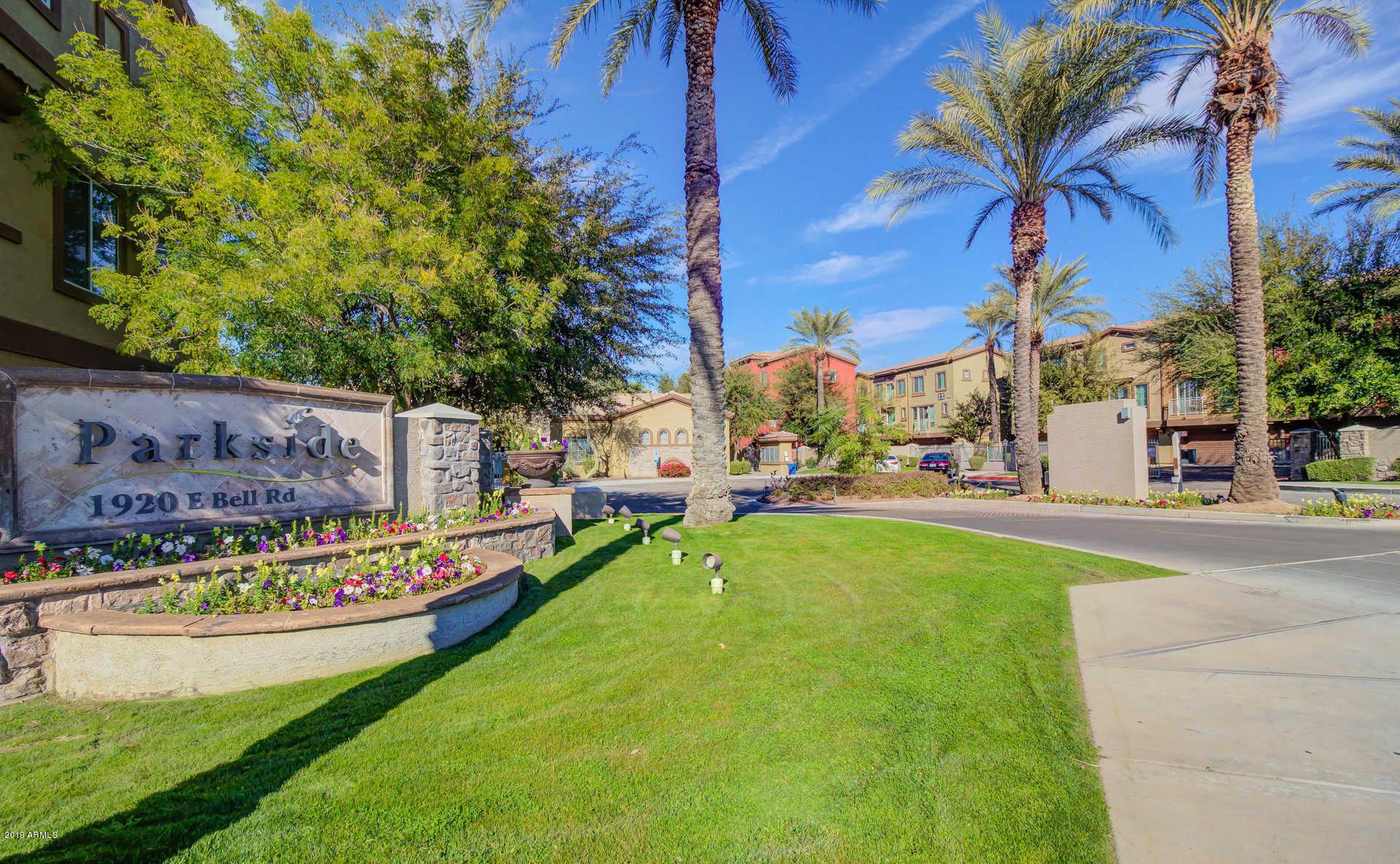 Photo of 1920 E BELL Road #1146, Phoenix, AZ 85022