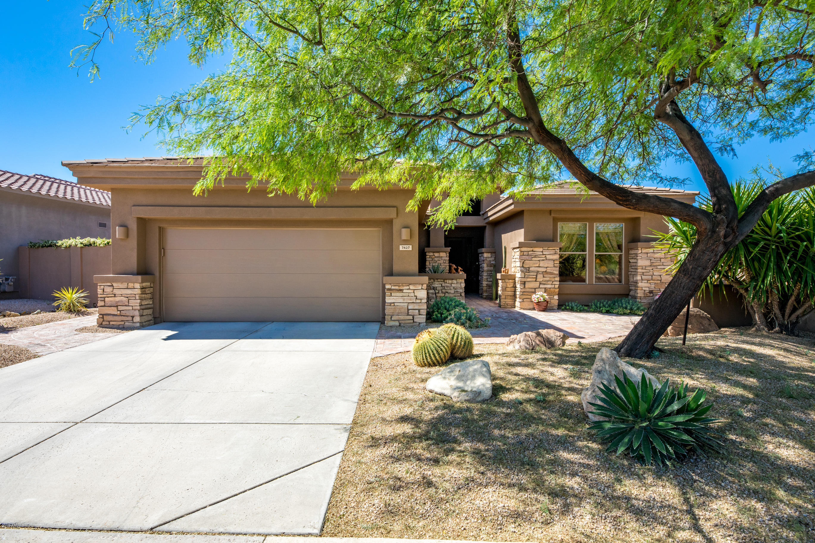 Photo of 7427 E EVENING GLOW Drive, Scottsdale, AZ 85266