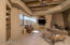 Incredible Views , Wood-Beamed Ceilings, Fireplace and Built-In Desk