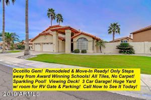 1600 W HONEYSUCKLE Lane, Chandler, AZ 85248