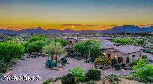 39092 N Ocotillo Ridge Drive, Carefree, AZ 85377