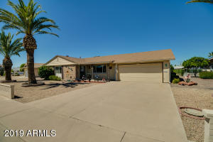 Neat clean front yard - Over 1600 square foot home