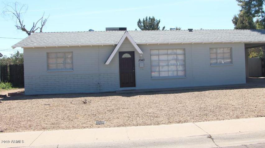 Photo of 1043 W LAIRD Street, Tempe, AZ 85281