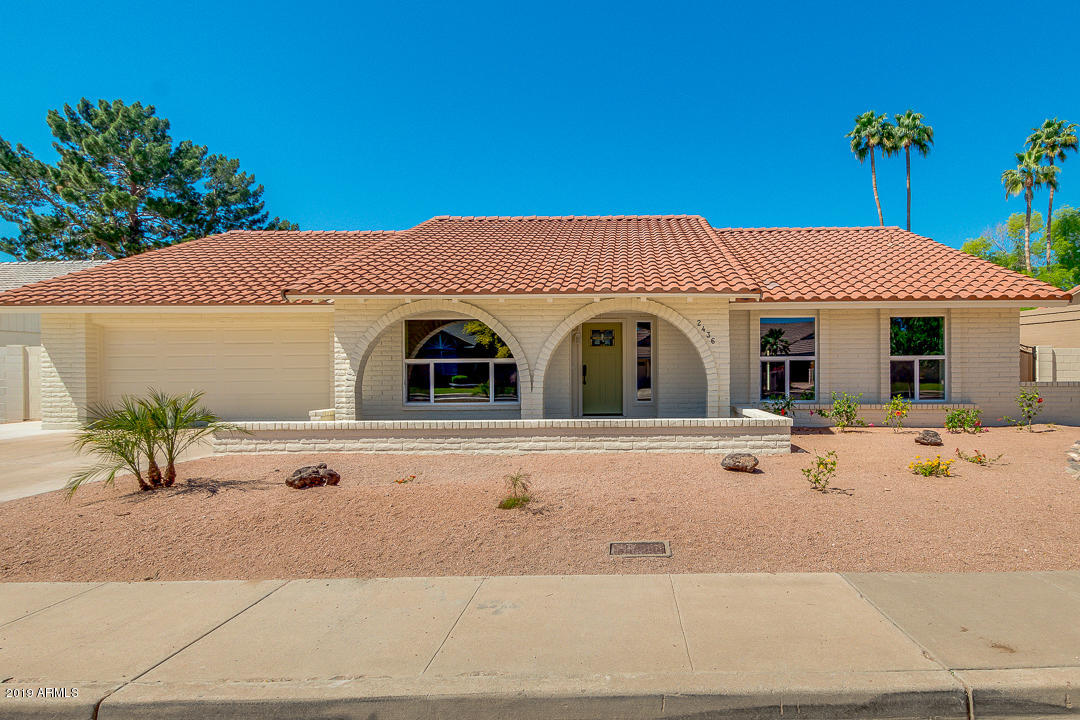 Photo of 2436 S EL DORADO Drive, Mesa, AZ 85202