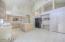 Kitchen w/Island - Desk Area - Pantry