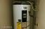 Energy efficient, newer water heater