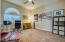 Upstairs bedroom/office