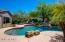 Pool/spa/waterfall
