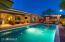 amazing resort style backyard.