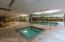 Property features both indoor/outdoor pools.