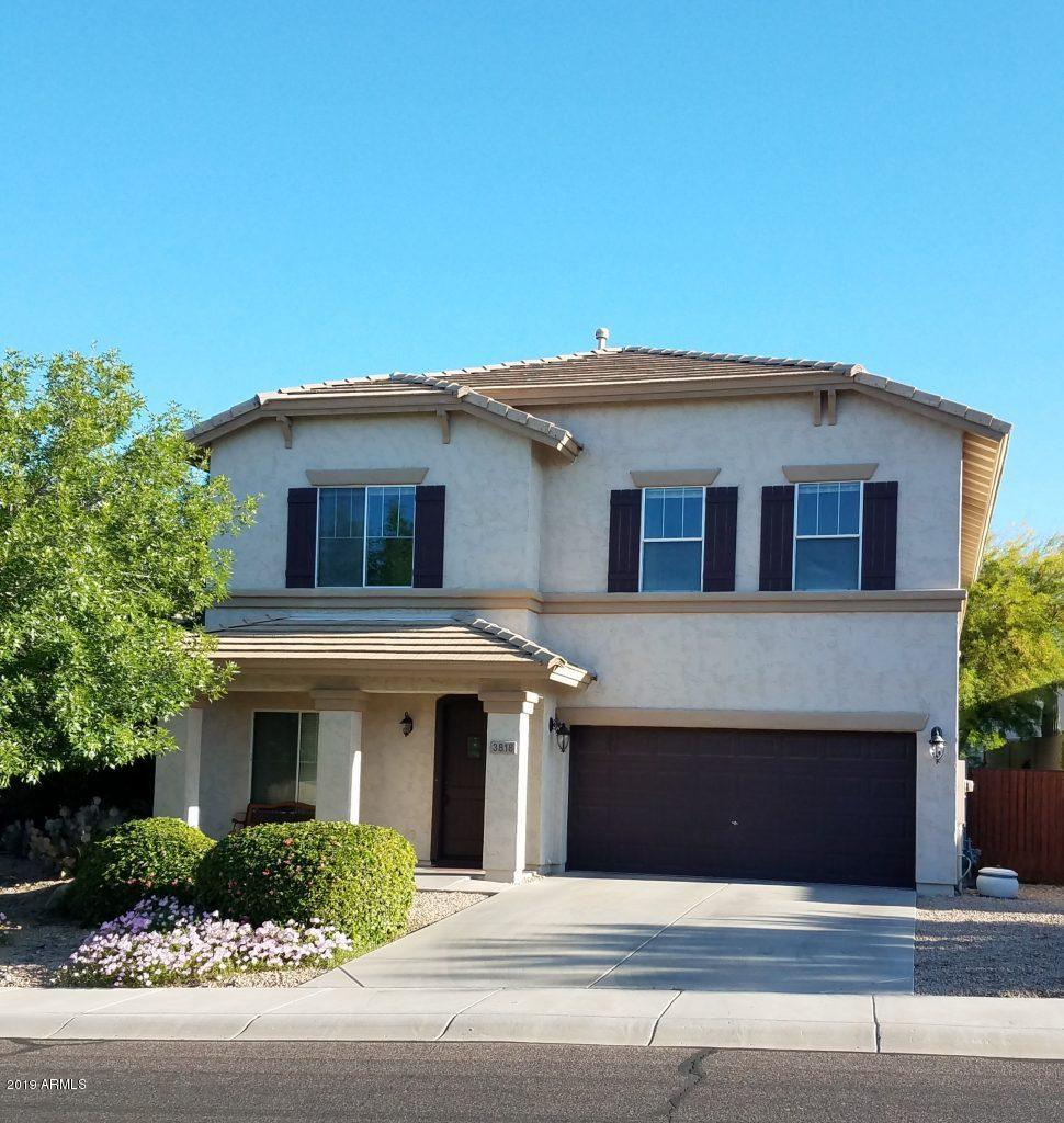 3818 W RUSHMORE Drive, Anthem, Arizona