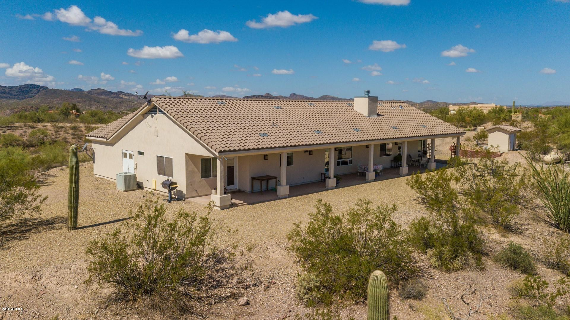Photo of 44801 SAGUARO BLOSSOM Lane, Morristown, AZ 85342