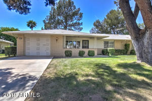 15450 N LAKEFOREST Drive, Sun City, AZ 85351