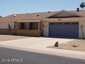 Welcome to 9703 W Wrangler Dr., Sun City, AZ 85373