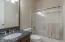 Full Bath Downstairs