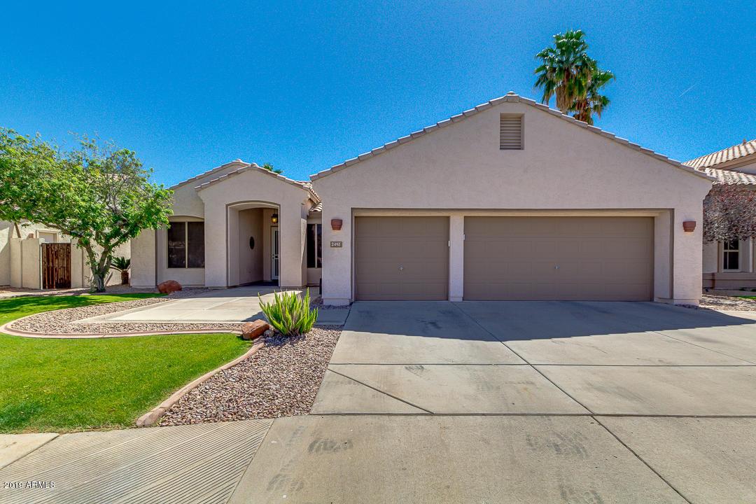 Photo of 2451 S NOLINA Drive, Chandler, AZ 85286