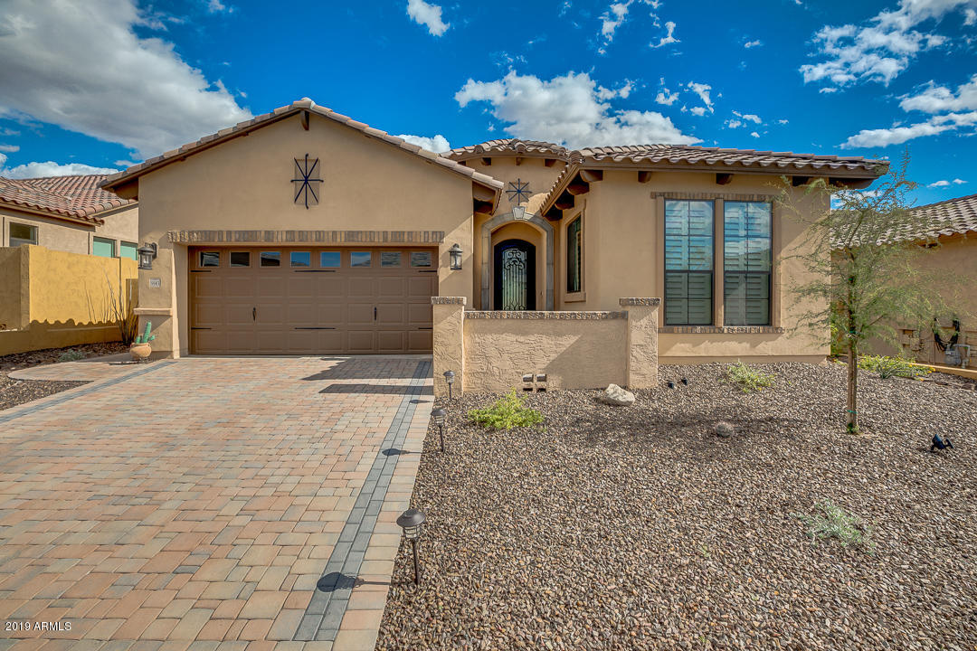 Photo of 9143 E LEONORA Street, Mesa, AZ 85207