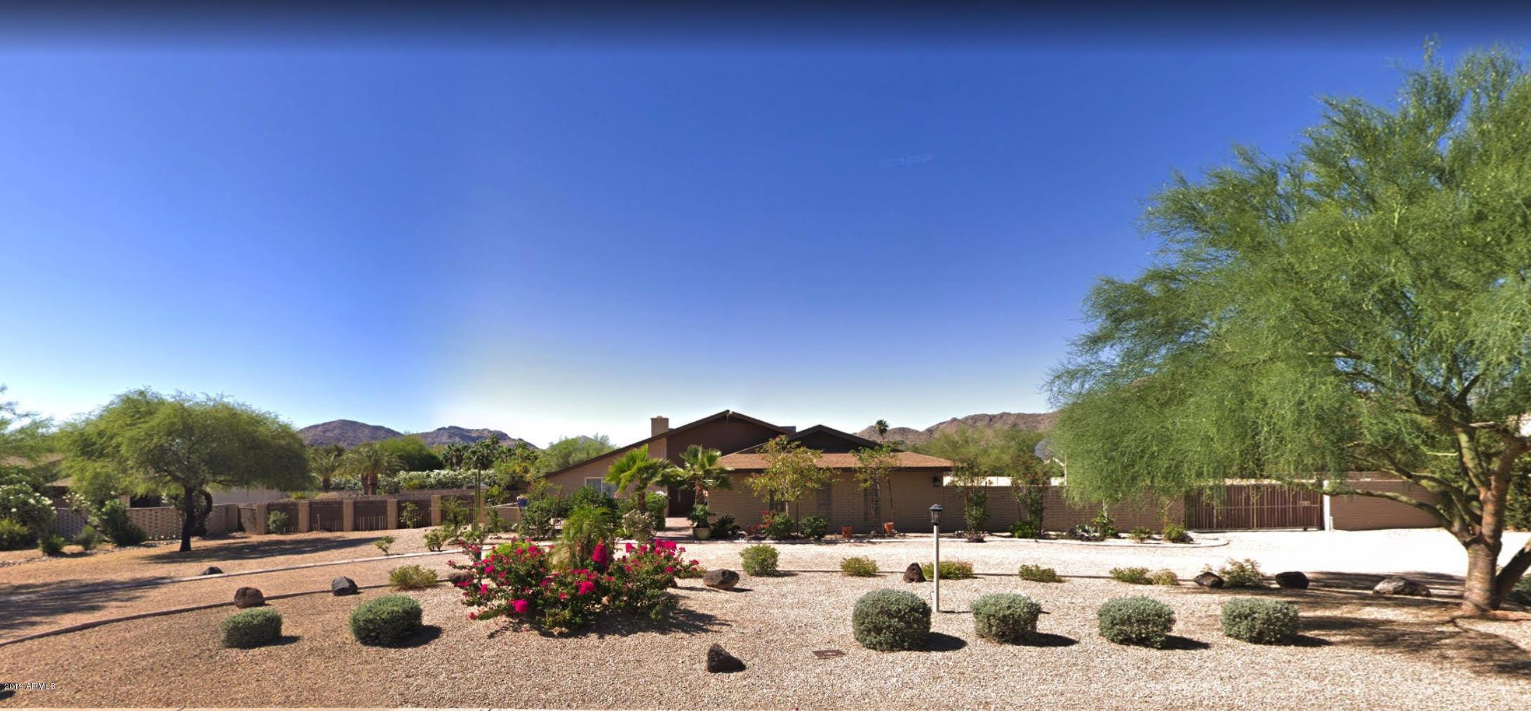 Photo of 4811 E Fanfol Drive, Paradise Valley, AZ 85253