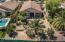 Backyard Drone Shot