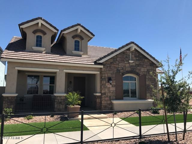 Photo of 2863 S BAR DIAMOND Street, Gilbert, AZ 85295