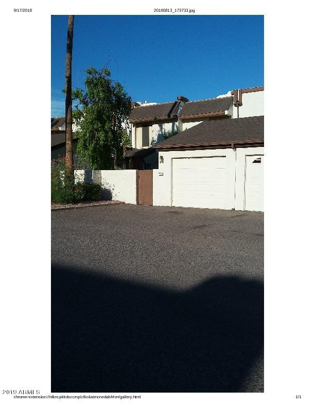 Photo of 2208 W LINDNER Avenue #8, Mesa, AZ 85202