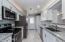 Completely renovated kitchen with tons of storage. Appliances included!