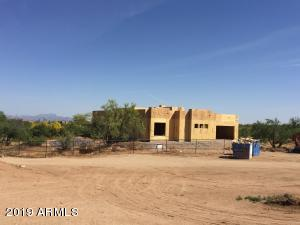 Photo of actual home under construction. 6- ACRES WITH VIEWS..