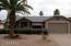 FRONT ELEVATION- 14426 WEST YOSEMITE DR SUN CITY WEST AZ 85375