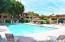 Ramadas, BBQ Grill, Water Features flowing, outdoor showers, Gorgeous Pools areas!