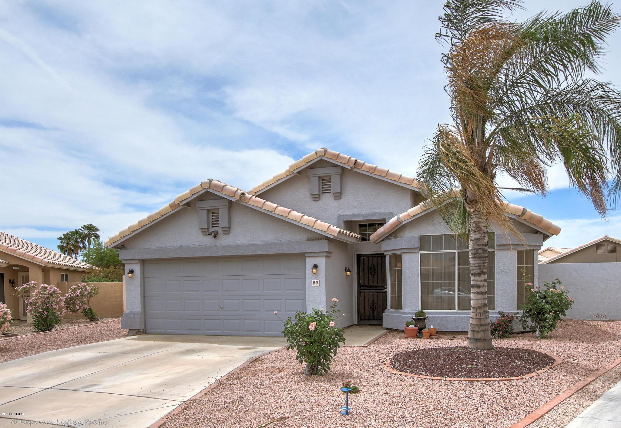 Photo of 1808 S BRIGHTON Circle, Mesa, AZ 85209