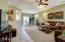 Open Concept Floor Plan offered in this model.